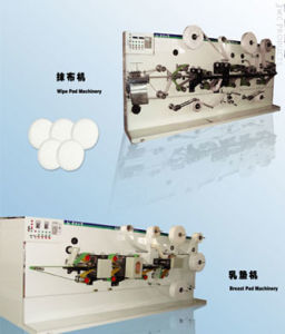 Breast Pad Making Machine (JWC-RD) pictures & photos