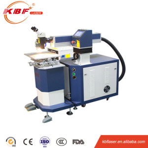 Advertising Metal Plate Cw Auto Fiber Laser Welding Machine pictures & photos