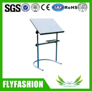 High Level Folding Drawing Table for Teacher (CT-43) pictures & photos
