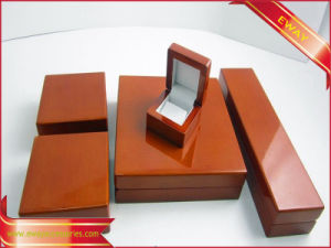 Glossy Paint Wooden Box Jewelry Set Wooden Box pictures & photos