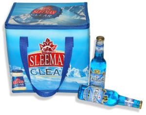 PP Laminated Cooler Non Woven Lamination Thermal Beer Insulated Bag pictures & photos