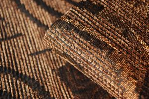 Brown Style Chenille Sofa Fabric for Africa (FTH31402) pictures & photos