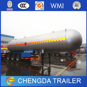 Good Quality 3 Axle LPG Tank Trailer for Sale pictures & photos