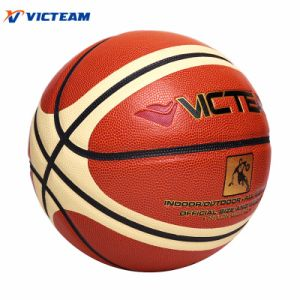 Standard Size Custom Printed Basketball Wholesale pictures & photos