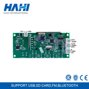 MP3 Bluetooth Audio Decoder Board for USB/SD/FM-G002 pictures & photos