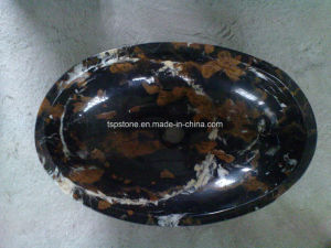 Granite Marble Wash Basin for Bathroom or Kitchen or Farmhouse pictures & photos