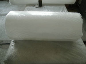 Opaque Quartz Glass Tube with Flange pictures & photos