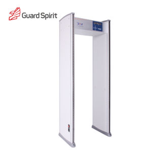 High Sensitivity 6 Zones Walk Through Metal Detector for Security Inspection pictures & photos