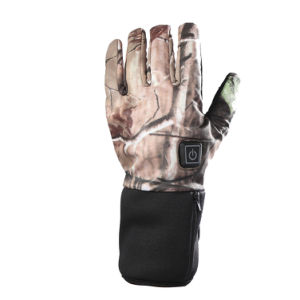 Camouflage Hunting Heated Glove for Winter Sports pictures & photos