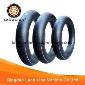 China Hot Selling Butyl Rubber Motorcycle Inner Tube 4.00-8, 4.00-10, 4.50-12 pictures & photos