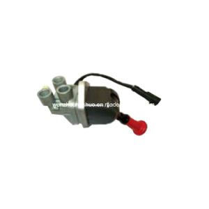 Hand Brake Valve for Iveco Dpm94aax pictures & photos
