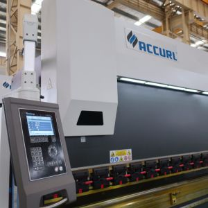 Hydraulic Bending Machine for Steel and Stainless Steel Plate pictures & photos
