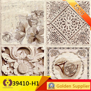 Building Material Matt Grey Glazed Ceramic Wall Tiles (39410) pictures & photos