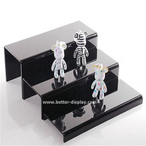 Custom Clear Acrylic Risers for Shoe and Wallets pictures & photos