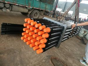 76mm 89mm 102mm 114mm 127mm 140mm API Reg DTH Drill Pipe Rod for Drilling pictures & photos