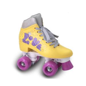 Quad Roller Skate (QS-65) pictures & photos