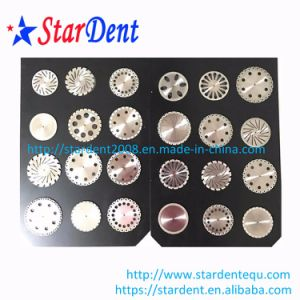 Dental Lab Diamond Cutting Disc/Dental Product pictures & photos