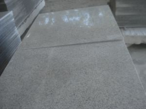 Chinese Polished Cut to Size Granite, G603 Granite Flooring Tiles for Hotel, Station pictures & photos