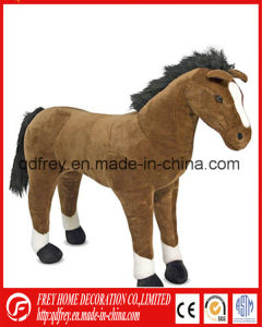 Ce Stuffed Animal Horse Toy for Promotion Gift pictures & photos