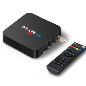 Set Top Box Mxr PRO Android 7.1 TV Box Rk3328 Quad-Core 4+32g pictures & photos