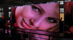 P10 SMD Full Color LED Display for Indoor Digital Media pictures & photos