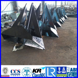 18000kgs Delta Type Hhp Marine Anchor pictures & photos