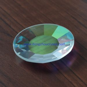 Round Crystal Big Size Flat Back Stone for Jewelry Accessories pictures & photos