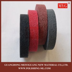 Non Woven Wheel, Nylon Grinding Wheel pictures & photos