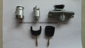 Lk1s71 F22050 AA Lock Set for Ford Mondeo (4S7AF22050AA) pictures & photos