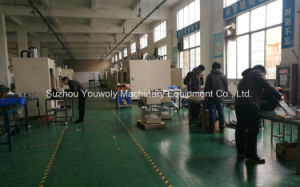 OEM Hot Plate Plastic Welding Machine with Safety Grating pictures & photos