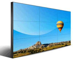 Super Narrow Bezel 55inch Seamless LCD Video Wall pictures & photos
