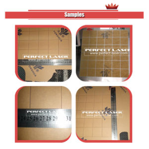 Hotsale Leather Fabric Acrylic Plastic Wood Plywood MDF Cloth CO2 Laser Engraving Cutting Machine pictures & photos