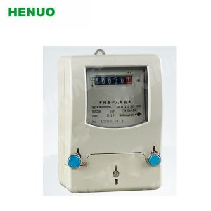Hot Sales Good Price High Quality Three Phase Electric Energy Meter Dts256 Digital Power Meter pictures & photos