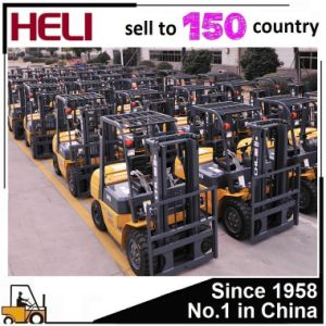 1.5/2 Tonnes Small Electric Forklift with 48V Battery for Sale pictures & photos