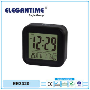 New Design for Home Decoration Fashion Clock with Big Diginal Screen pictures & photos