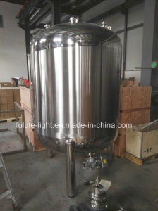 Food Grade Stainless Steel Magnetic Mixing Tank pictures & photos