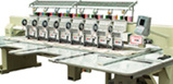 Computerized Sequin and Cording Embroidery Machine (GY1208)