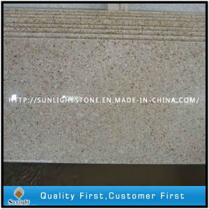 Polished Yellow G682 Rusty Granite Stone Stair Risers for Tread pictures & photos