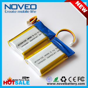 High Quality 3.7V 1800mAh Li Polymer Battery in Lithium Battery