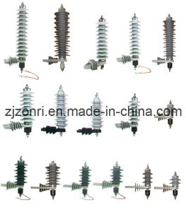 Surge/ Lightning Arrester (10 KA) (HY10W) pictures & photos