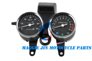 Motorcycle Parts Motorcycle Speedometer for Gn125 pictures & photos
