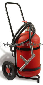 25kg Abc Dry Powder Wheeled Fire Extinguisher (JY2012-0055)