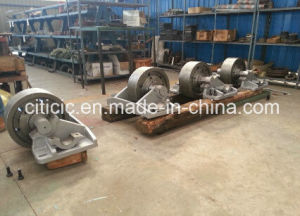 Ductile Iron Support Roller for Rotary Dryer pictures & photos