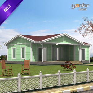 Casa modular prefabricada del edificio del panel de - Casa modular prefabricada ...