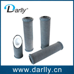 Carbon Wrap Filter Cartridge for Drinking Water pictures & photos