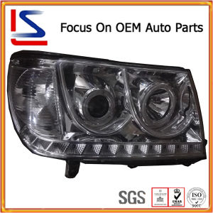 Car Parts LED Head Lamp for Prado ′06 Fj100 (R-81130-60A90/L-81170-60A80/R-81130-60C80/L-81170-60C50/212-11H9) pictures & photos