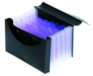 13 Expanding File Bag with Elastic Strap/ Briefcase (E-A002) pictures & photos