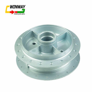 Ww-6350 Motorcycle Wheel Hub Fron Drum for Ax100 pictures & photos