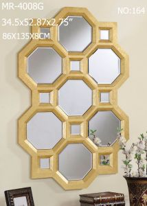 Wood Frame Decor Venetian Wall Mirror pictures & photos