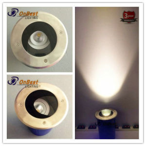 New Arrival Adjustable 12W LED Garden Light in IP67 pictures & photos
